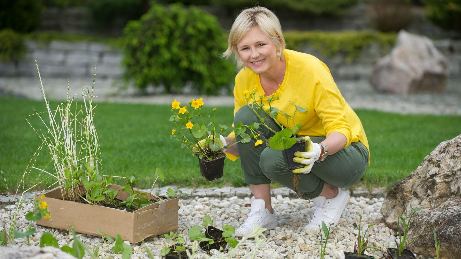 Co w tym roku pustoszy ogród Mai Popielarskiej?